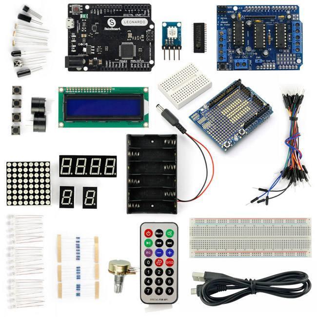 Buy Best Arduino Shields Online At Best Price - Robomart